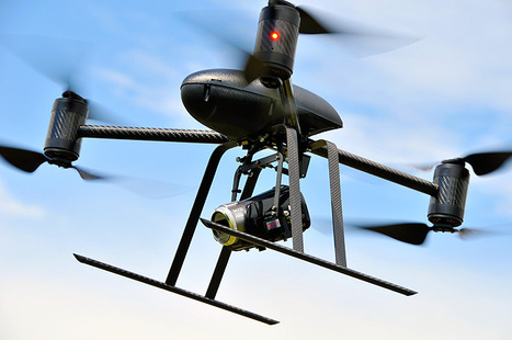 """""""Police Say Criminals Are Going High-Tech, Using Drones To CaseVictims""""   Police News   Scoop.it"""