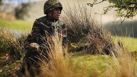 Menace terroriste au Maroc ? L'armée déployée massivement ' Histoire de la Fin de la Croissance ' Scoop.it