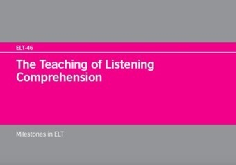 The teaching of listening comprehension | ELT Digest | Scoop.it