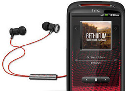 HTC and Beats to take on Spotify, iTunes to boost phone sales? | Music business | Scoop.it
