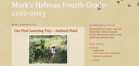 QuadBlogging Week #2 | #Quadblogging and #passtheblog | Scoop.it