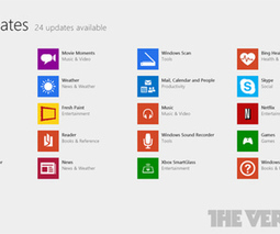 Dozens of apps updated for Windows 8.1 rollout | Windows 8 Debuts 2012 | Scoop.it