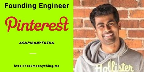 Remote Participation: Q&A with Founding Engineer of Pinterest. | Communication 360° | Scoop.it