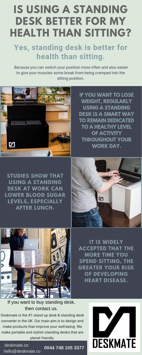 Standing Desk Health Benefits Standing Desks