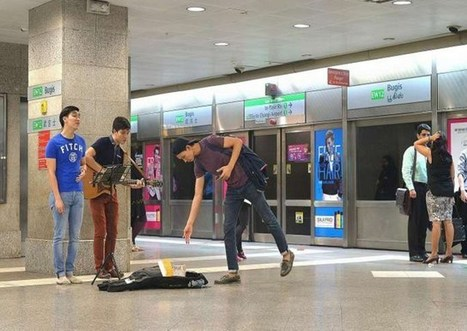 Busker Laws Evolving in 7 Culture Capitals - Street I Am   busking   Scoop.it