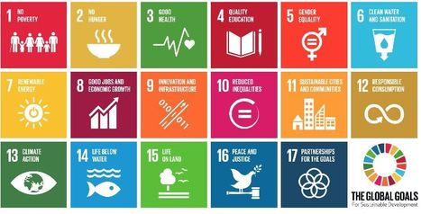 Introducing your Global Goals | Citizenship Education | Scoop.it