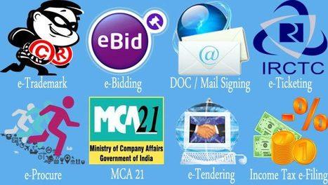 Digital Signature for IRCTC e-Ticketing, Railwa