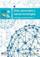 Manual de Datos Personales y Nuevas Tecnologías - con vos en la web | Identitat Digital | Scoop.it