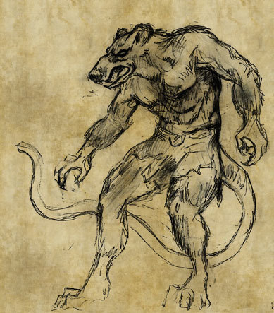 Wererat   They were here and might return   Scoop.it