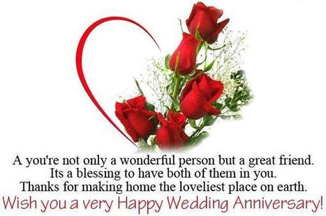 First Wedding Anniversary Wishes For Wife Ent