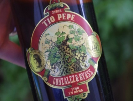 Tio Pepe Fino En Rama, the new release | The Authentic Food & Wine Experience | Scoop.it