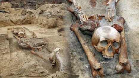 Possible Vampire Grave Exhumed in Poland   For Lovers of Paranormal Romance   Scoop.it