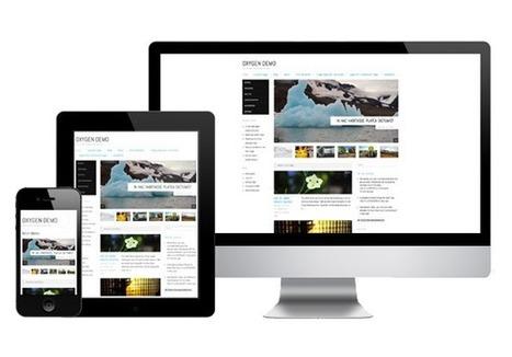 45 Plantillas WordPress.com con Post Slider de imágenes en la Home | Recursos Web Gratis | Scoop.it