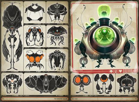The Monster Volume by CreatureBox | CRAW | Scoop.it
