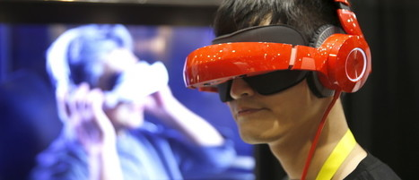 How virtual reality can manipulate our minds | Virtual Patients, VR, Online Sims and Serious Games for Education and Care | Scoop.it