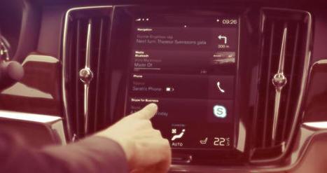 Le véhicule, espace de travail du futur ? | L'Atelier : Accelerating Innovation | Innovation & Technology | Scoop.it