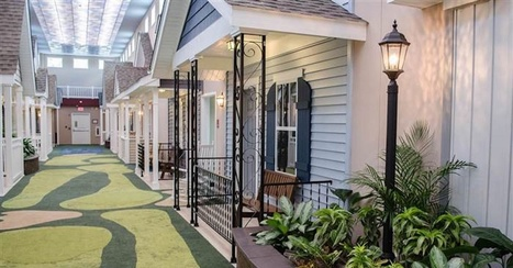 One man turned nursing home design on its head when he created this stunning facility. | Neurological Disorders | Scoop.it