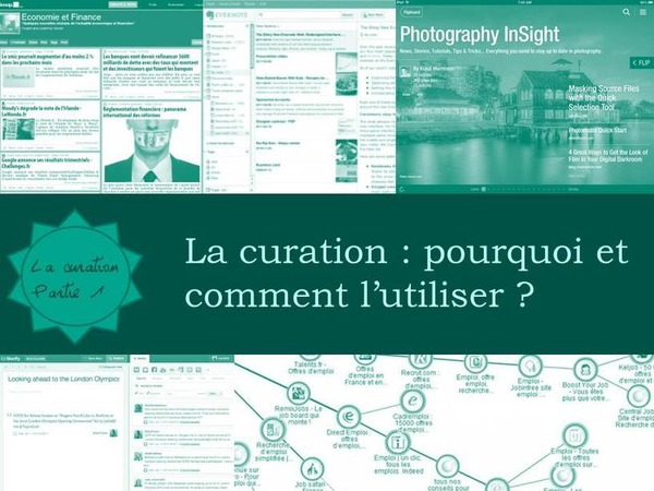 La curation: pourquoi et comment l'utiliser? - Propulzr   Curation, Veille et Outils   Scoop.it
