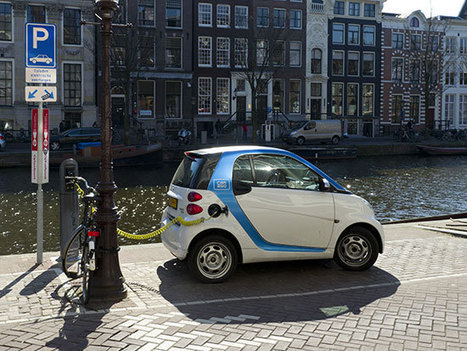 Cisco and Amsterdam's plan to make a green city smart   Smart Cities & The Internet of Things (IoT)   Scoop.it