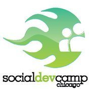 The Social Dev Camp logo