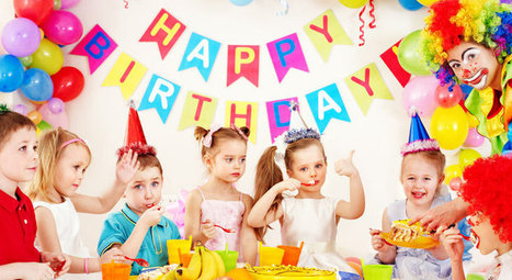 Birthday Party Supplies Online India