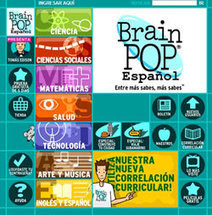 BrainPOP, cientos de contenidos educativos en video - vía @eduteka | competencias educativas | Scoop.it