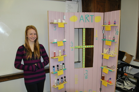 Charles City Students focus on Project Based Learning - KCHA News | Technology in Art And Education | Scoop.it