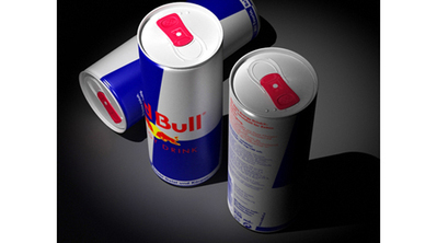 Canettes Red Bull 3D   3D Library   Scoop.it