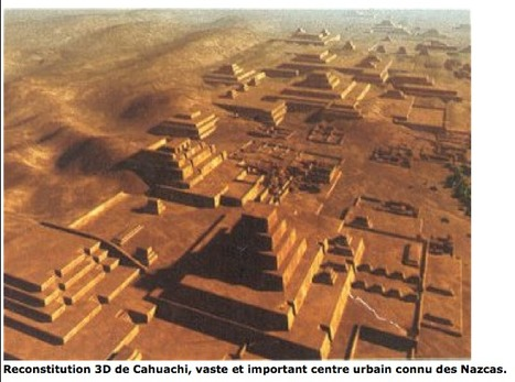 Les lignes Nazca: Google Earth / Google Maps | The Architecture of the City | Scoop.it
