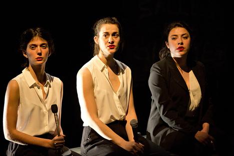 Le groupe 42 tient le «Shock corridor»   Revue de presse théâtre   Scoop.it