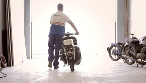 Recycled Hawtness: Vespa 150 S   Vespa Stories   Scoop.it