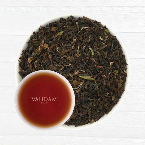 High Mountain Oolong Tea | 3.53 Oz | VAHDAM Teas