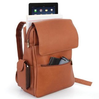The iPad Leather Backpack.. smooth | Best Website Collection | Scoop.it