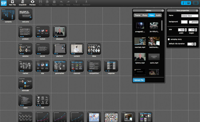 Storyplanet review: A promising digital multimedia storytelling tool | Documentary Evolution | Scoop.it