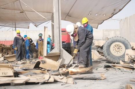 Scrapping equipment key to Afghan drawdown | Upsetment | Scoop.it