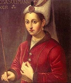 Roxelane (1500 - 1558) - Favorite du sultan - Herodote.net | J'écris mon premier roman | Scoop.it