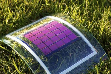 Environmentally compatible organic solar cells | Interesting Engineering | Scoop.it