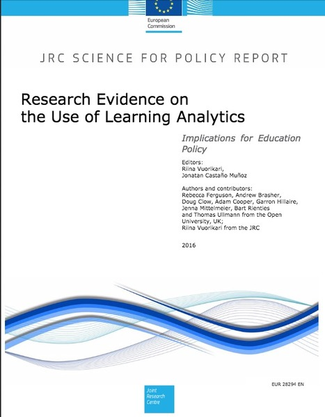 Research Evidence on the Use of Learning Analytics | Learning Analytics, Educational Data Mining, Adaptive Learning in Higher Education | Scoop.it