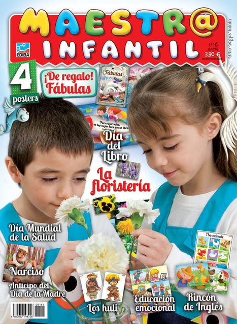 EDIBA.com | La Educación infantil | Scoop.it