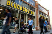 Dish Network plans to shut down Blockbuster's remaining retail sites and DVD distribution centers. | Business Transformation | Scoop.it
