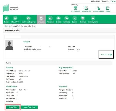 Check Saudi Iqama Expiry Date and Validity Inquiry | Scoop it