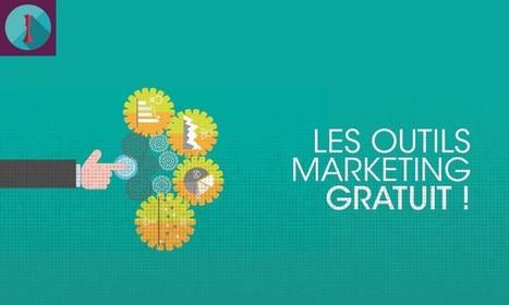 Outils marketing gratuits à découvrir sur le blog ! | Social Media, Digital Marketing | Scoop.it