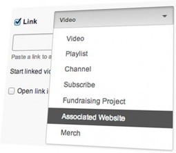 BREAKING: YouTube Officially Launches Associated Website Link Annotations Directly to Your Site | Working Stuff | Scoop.it