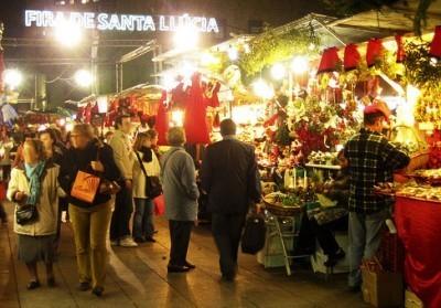 Les marchés de Noël à Barcelone | Life in Spain ! | Scoop.it