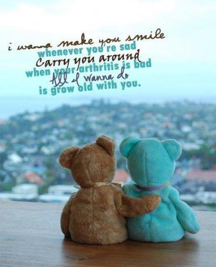 30 cute love quotes that make you smile pic gang