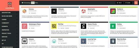 Más de 600 utilidades y recursos para diseñadores web   Formación Libre   Elearning Free   Scoop.it