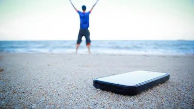 Déconnecter pendant vos vacances : 10 applis pour vous aider à décrocher - Courrier Cadres