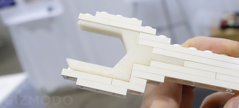 Replacing Parts of 3D-Printed Models With Lego Speeds Up Prototyping | 3D-Print Tech | Scoop.it