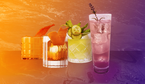 6 Cocktail Recipes That Will Inspire You to Travel (Cheers!)  | Politically Incorrect | Scoop.it