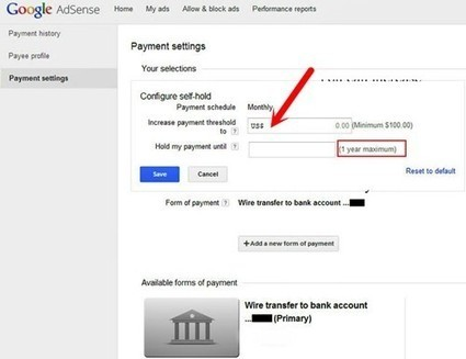 Google AdSense Will Pay Through Bank Accounts to Indian Publishers | Blogger Tricks, Blog Templates, Widgets | Scoop.it